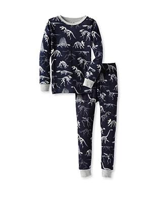 Hatley  Pijama Locria (Azul Marino)