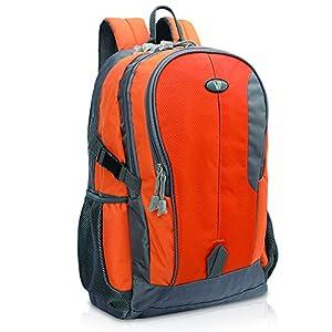 "V7 CBEX1A-ORG-1N 15.6"" Odyssey Laptop Backpack"