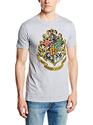 ICONIC COLLECTION - HARRY POTTER Camiseta Manga Corta Hp Hogwarts Crest