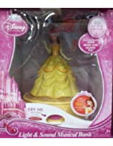 Disney Princess Light & Sound Musical Bank - Belle