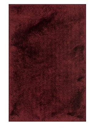 Loloi Rugs Allure Shag Rug (Garnet)