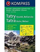 Hohe Tatra 2130 Gps Kompass Dsk