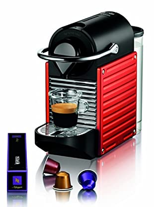 Krups Máquina de Café Nespresso Pixie Electric Red