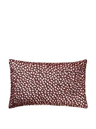 Aviva Stanoff Jewel Pillow, Merlot