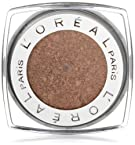 L'Oreal Paris Infallible 24 HR Eye Shadow, Bronzed Taupe, 0.12 Ounces