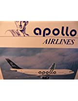 AIRCRAFT MODEL 2501 APOLLO AIRLINES AIRBUS A-300-B4203