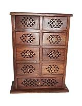 Pindia Mini Wooden Cabinet