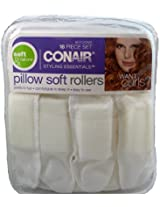 Conair Styling Essentials Pillow Soft Rollers, 18 Ct (Pack Of 2)