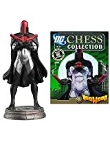 DC Chess Figure & Collector Magzine #22 Red Hood Black Pawn