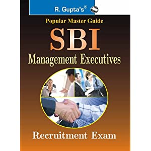 SBI: Management Executive Recruitment Exam Guide (Popular Master Guide)