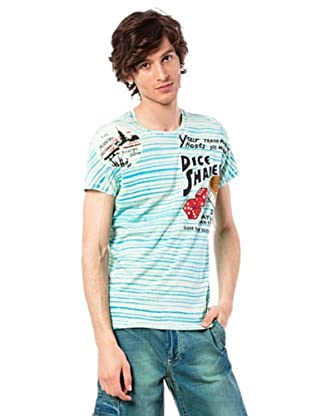 Custo Camiseta Meltuy (Multicolor)