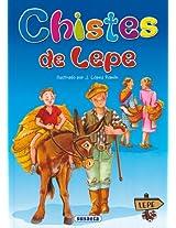 CHISTES DE LEPE (Adivinanzas y Chistes)