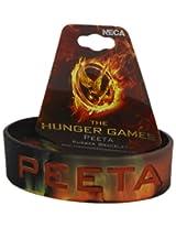 The Hunger Games Rubber Bracelet Peeta