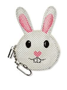 Felix Rey Women's Bunny Coin Purse (Ivory)