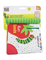 Kids Preferred Fun Foods Teether Soft Book, The Very Hungry Caterpillar (Discontinued By Manufacturer) By Kids Preferred