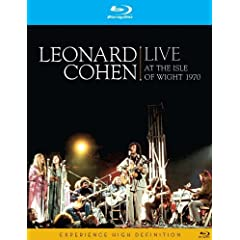 Leonard Cohen Live at the Isle of Wight 1970 [Blu-ray] [Import]