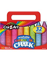 Cra-Z-Art Sidewalk Chalk (32 Count)