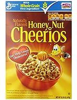 Honey Nut Cheerios Cereal 12.25 oz