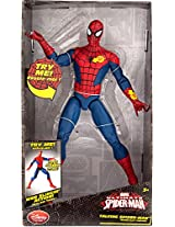 Disney Ultimate Spider-Man Talking Spider-Man Exclusive 14 Action Figure