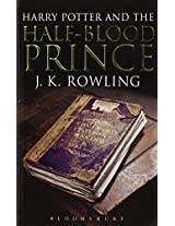 Harry Potter And The Half Blood Prince Adult Paperback Edition: Adult Edition