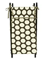 Cotton Tale Designs Raspberry Dot Hamper