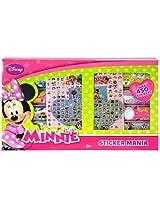 WeGlow International Disney's Minnie Bowtique Sticker Mania