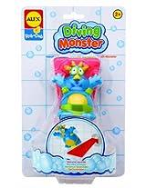ALEX Toys Rub a Dub Diving Monster