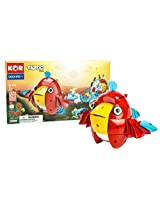 Geomag Kor Tazoo Toco 86 Piece Creative Magnet Transformative Playset Toy For Both Boys And Girls Swiss Made Part Of Geomags World Famous Award Winning Product Line Ages 5 And Up