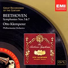 Beethoven: Symphonies 5 &amp; 7