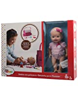 Little Mommy International Doll and Diaper Bag