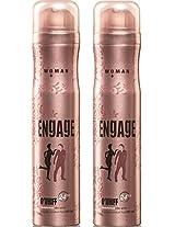 Engage Women Deodorant-O'Whiff (150ml) (Pack of 2)