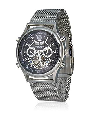 Constantin Durmont Reloj automático Unisex CD-LAFI-AT-STM-STST-BK  44 mm