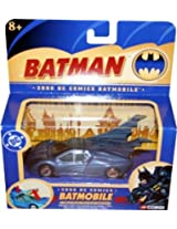 2000 Dc Comics Batmobile 1:43 Scale Die Cast Vehicle Corgi 2004 Batman Collectibles By Batman