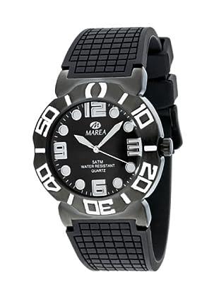 Marea 21127/4 - Reloj Caballero silicona Negro