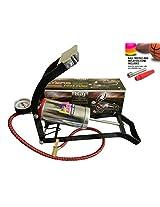 Raj Anmol Multipurpose Foot Air Pump For Bike Car Bicycle