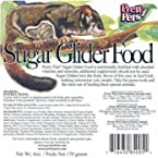 Pretty Bird International Sugar Glider Food for Birds, 12-Ounce