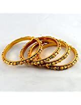 Rajasthani Style Gold Plated Bangles