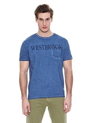 Springfield Camiseta E2 Westbrook (Azul)