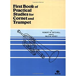 First Book of Practical Studies for Cornet and Trumpet [楽譜]