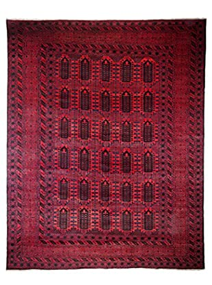 Tribal Collection Oriental Rug, Red, 9' 10