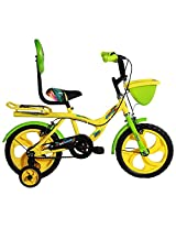 BSA Champ Rocky Junior 14 Inch (Yellow Green)