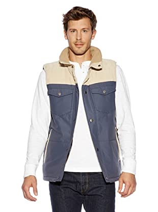 Burton Jacke Mb Biggs Puffy Vest (Quarry)