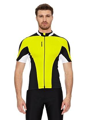 Inverse Maillot Ciclismo Life (Amarillo)