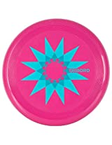 TRIBORD D90 Star Frisbee (PINK)
