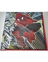Spiderman Luncheon Napkins, 20 Count