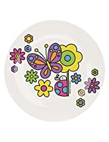 toys Butterfly Color-A-Plate