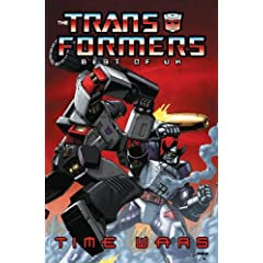 The Transformers Best of the UK 3: Time Wars