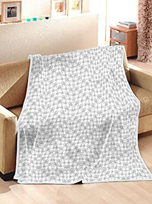 Homemania Decke 1813A mehrfarbig 220 x 240 cm