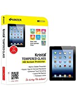 Amzer 96707 KristalTM Tempered Glass Screen Protector