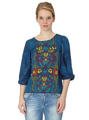 Yumi Original Bluse (Blue)